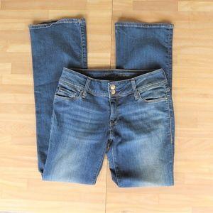 Mavi Medium Wash Bootcut Jeans 4
